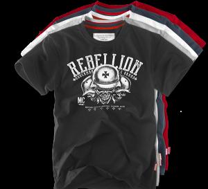 """""""Rebellion MC 2"""" póló"""
