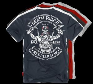 """Death Rider"" póló"