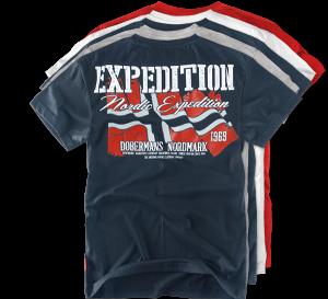 """""""Expedition"""" póló"""