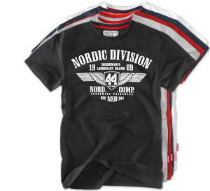 """""""Nordic Division"""" póló"""