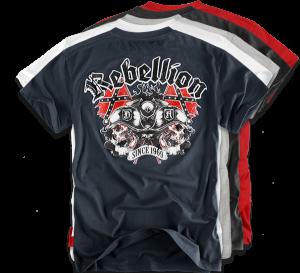 """""""Rebellion"""" póló"""