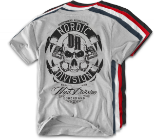 """DA Nordic Division"" póló"