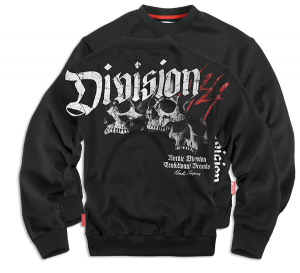 """Division 44"" pulóver"