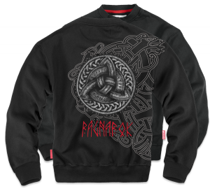 """""""Ragnarok"""" pulóver"""