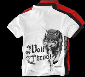 """Wolf Throat"" pólóing"
