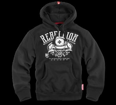 """Rebellion"" pulóver"