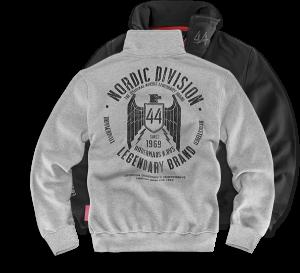 """Nordic Division"" pulóver"
