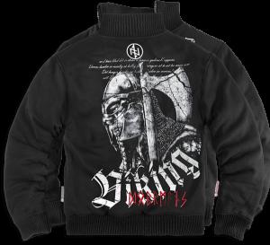 """Viking"" szőrmés pulóver"