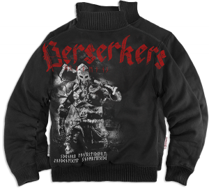 """""""Berserkers"""" szőrmés pulóver"""