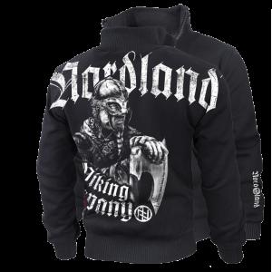 """""""Nordland"""" szőrmés pulóver"""