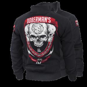 """""""Dobermans"""" szőrmés pulóver"""