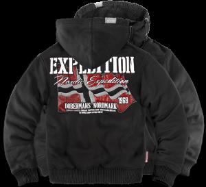 """""""Expedition"""" szőrmés pulóver"""