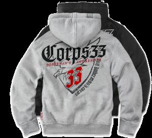 """""""Corps 33 II"""" szőrmés pulóver"""