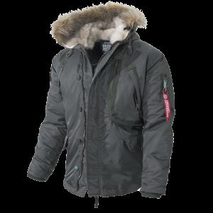 """Dobermans Offensive II"" kabát"