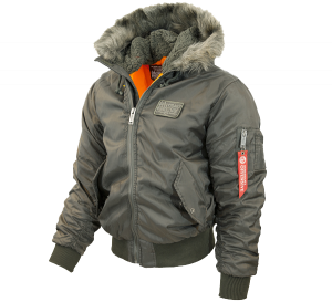 """Offensive II"" kabát"