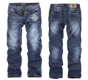 """Division 44"" jeans"