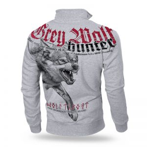 """""""Grey Wolf"""" pulóver"""