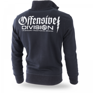 """Offensive Division"" pulóver"