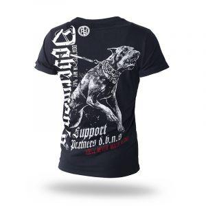 """""""Dobermans Support"""" póló"""