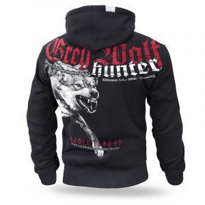 """""""Grey Wolf"""" szőrmés pulóver"""