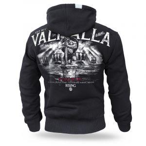 """""""Valhalla"""" szőrmés pulóver"""