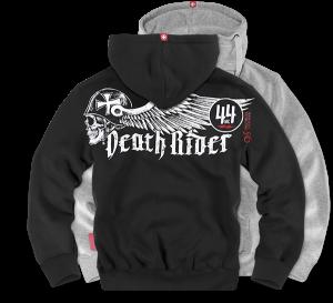 """""""Death Rider"""" pulóver"""
