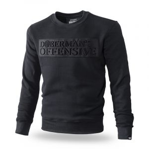 """Dobermans Offensive"" pulóver"