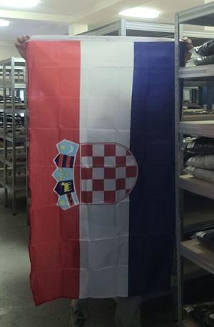 Horvátország zászlaja