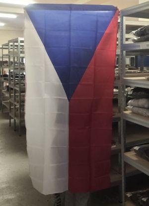 Cseh Köztársaság zászlaja